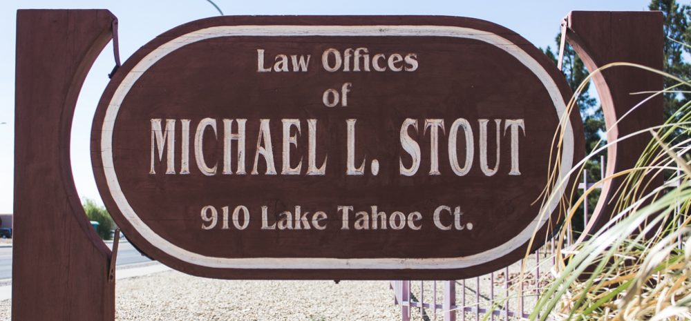 Michael L. Stout Law